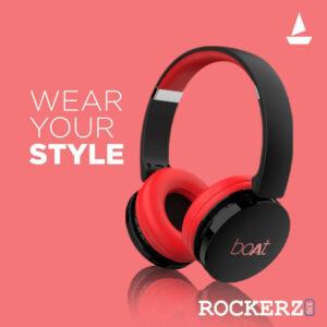Boat Rockerz 370 Headphone