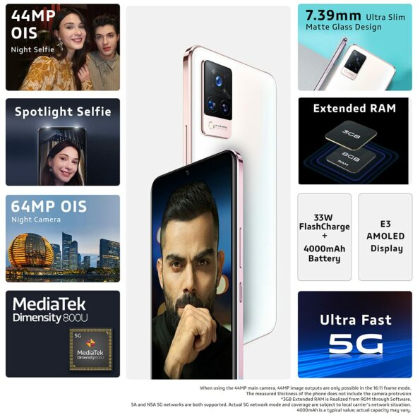 Vivo V21 5G4